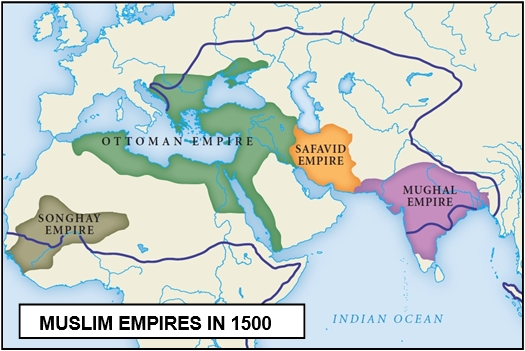safavid empire world map The Safavid Dynasty Is Founded In Iran 1499 H7