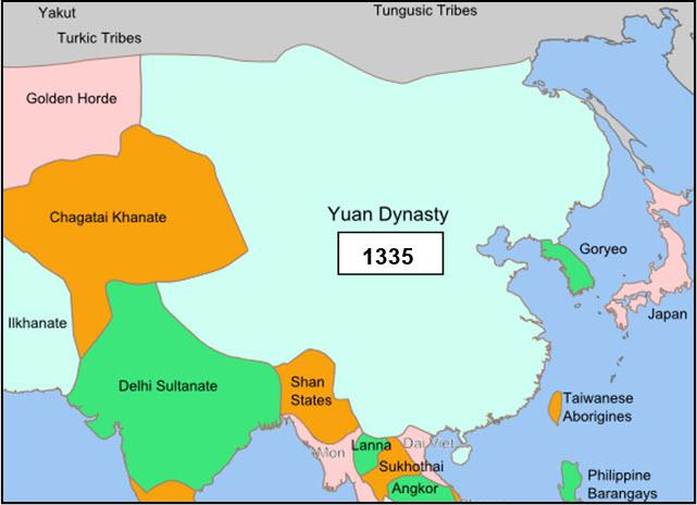 KUBLAI KHAN c1216 - 1294 (H3, E1) and THE YUAN EMPIRE 1279 ...
